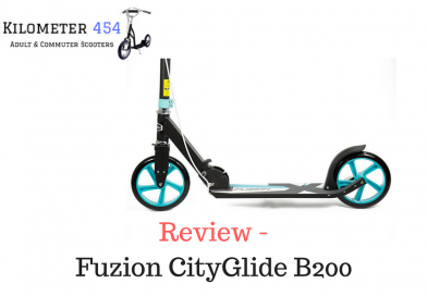 Fuzion CityGlide B200 Review