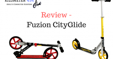 Fuzion CityGlide Review